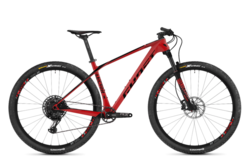 GHOST Lector 3.9 LC 29 riot red/jet black 2019
