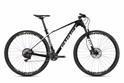 GHOST Lector 3.9 LC 29 night black/star white 2018