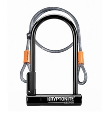 "Kryptonite KEEPER 12 STD W/ 4"" FLEX 102x203mm"